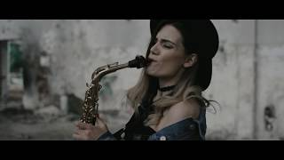 Martin Garrix & Dua Lipa - Scared To Be Lonely By Alexandra | Saxophone Version (Official 4k Video)