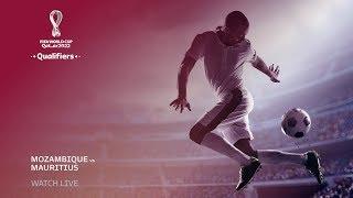 Mozambique v Mauritius - FIFA World Cup Qatar 2022™ qualifier
