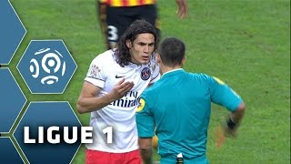 Video Lens - PSG - 3 cartons rouge en 5 min - 10ème journée de Ligue 1 / 2014-15 MP3, 3GP, MP4, WEBM, AVI, FLV Oktober 2017