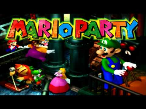 34 - Bowser's  Theme - Mario Party OST