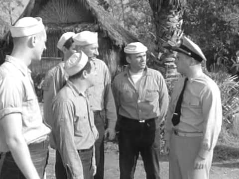 "McHale's Navy Full Episodes: Season 2x19 | ""Who'll Buy My Sarongs?"""