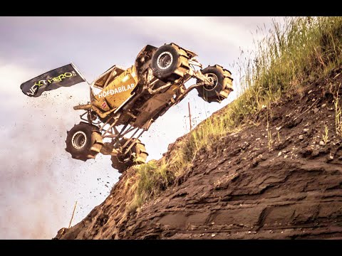 Formula Offroad EXTREME HILL CLIMB – Snorri, Choirboy in Iceland!