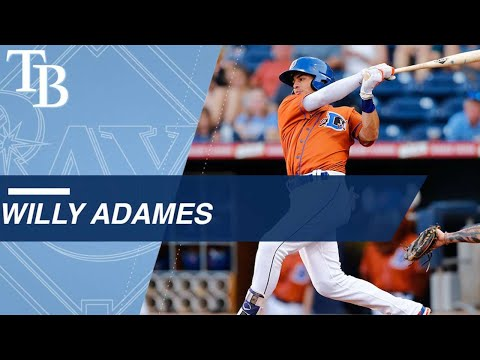 Video: Top Prospects: Willy Adames, SS, Rays