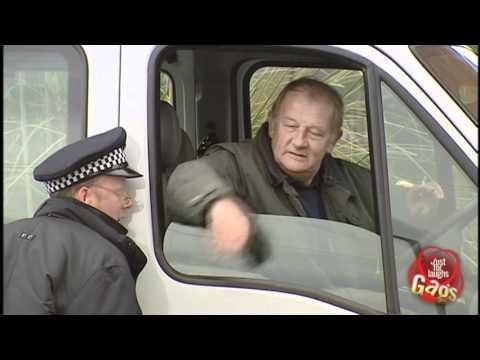 [Just4Laughs Gags Vol 1] Tập 27: Napping British Policeman