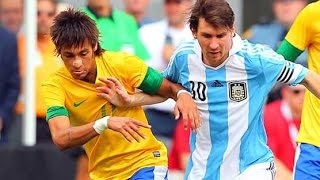Video Argentina vs Brazil 4-3 Highlights Friendly 2012 HD 720p MP3, 3GP, MP4, WEBM, AVI, FLV Oktober 2017
