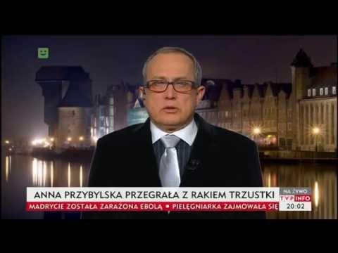 Lekarz Ani Przybylskiej ujawnił szczegóły leczenia