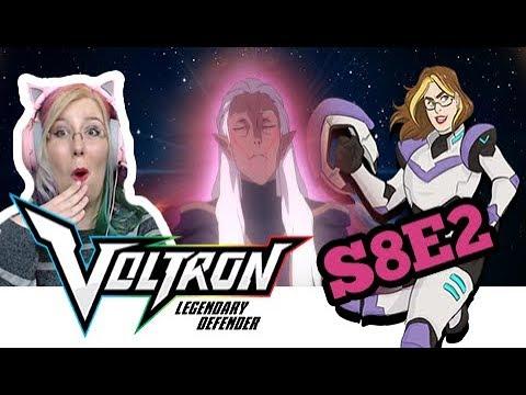 SHADOWS - Voltron: Legendary Defenders Season 8 Episode 2 - Zamber React