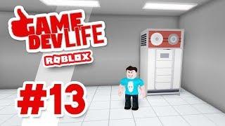 Game Dev Life #13 - THE SERVER ROOM (Roblox Game Dev Life)