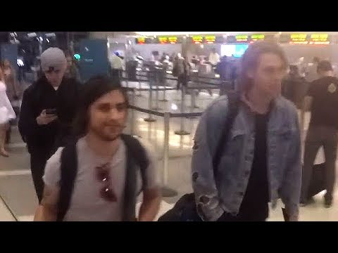 Tour Finished; Aussie Rockers 5 Seconds Of Summer Are Heading Home