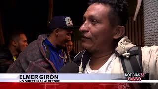 Caravana en busca de asilo político - Noticias 62 - Thumbnail