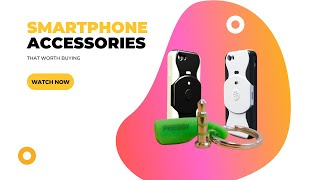 Video 5 Unique Smartphone Gadgets You Must Have MP3, 3GP, MP4, WEBM, AVI, FLV Agustus 2017