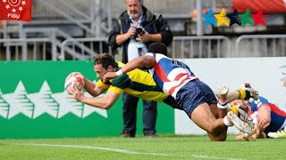 Swansea Australia  city photos : THE FINAL Australia vs Great Britain Men - 7th World University Rugby 7 Championship 2016 – Swansea