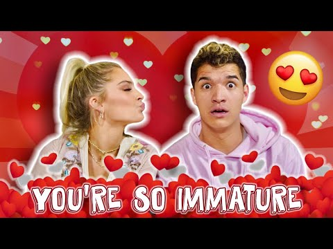 Download You're So Immature! *VALENTINE'S DAY* HD Mp4 3GP Video and MP3