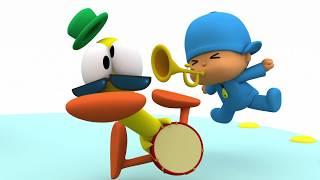 Pocoyo português Brasil - Let's Go Pocoyo - A banda do Pocoyo