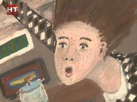 В Детском музейном центре открылась выставка работ участников областного конкурса художественного творчества
