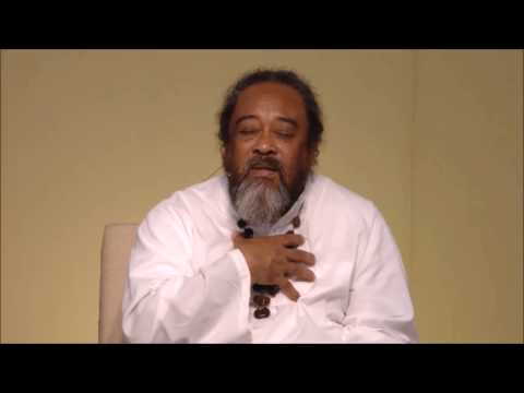 Mooji Video: Shut Up and Keep Dissolving Inside Your Inner Ocean