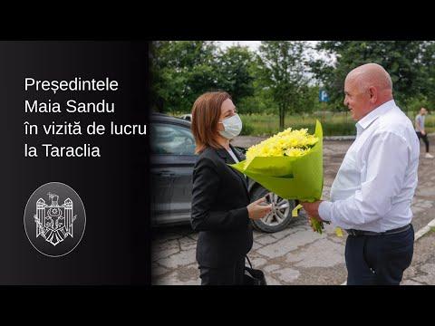 Президент Майя Санду встретилась с жителями южного региона страны