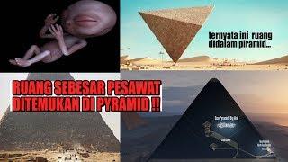 Video #116 - Ruang Kosong di Piramid baru ditemukan 2018 MP3, 3GP, MP4, WEBM, AVI, FLV September 2018