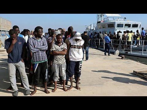 Λιβύη: Διάσωση 500 μεταναστών
