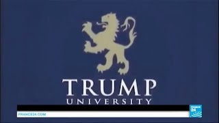 Trump University model: Sell hard, demand to see a warrant