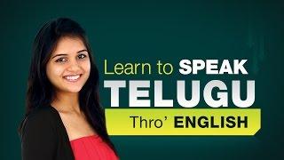 Learn Telugu Through English | Language Learning for kids | Kids Educational Videos