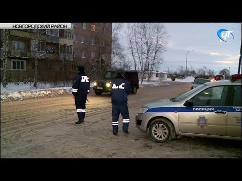 Безопасность детей при подвозе в школу оценивали сотрудники Госавтоинспекции и региональный уполномоченный по правам ребенка