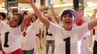 Video Flashmob Gerakan Wadyabala Jokowi MP3, 3GP, MP4, WEBM, AVI, FLV Mei 2019