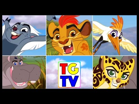 Disney The Lion Guard All Episodes