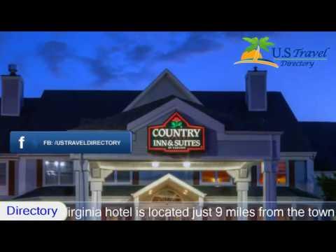 Country Inn & Suites Roanoke - Roanoke Hotels, Virginia