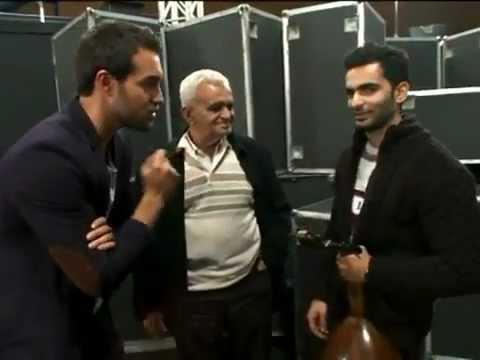 Mohamad Jaafil- Xfactor arab 2013