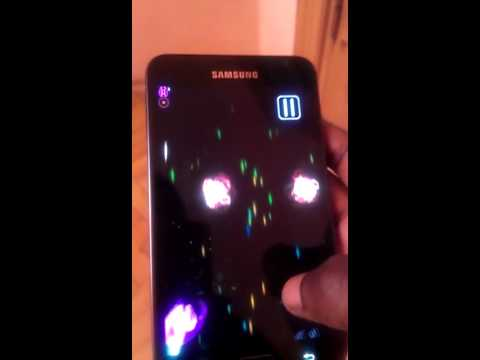Video of Z-Cross (Neon Galaxy Wars)
