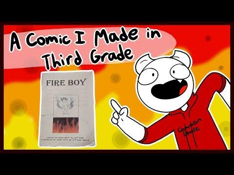 A Comic I Made In The Third Grade - Thời lượng: 4 phút, 30 giây.