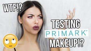 Video TESTING PRIMARK MAKEUP - DOES IT REALLY WORK!? FULL FACE FIRST IMPRESSIONS MP3, 3GP, MP4, WEBM, AVI, FLV November 2018