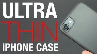 Ultra Thin LuxBox Zero iPhone Case Review