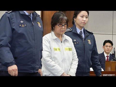 Αθώα δήλωσε η φίλη της προέδρου για την πολύκροτη υπόθεση διαφθοράς