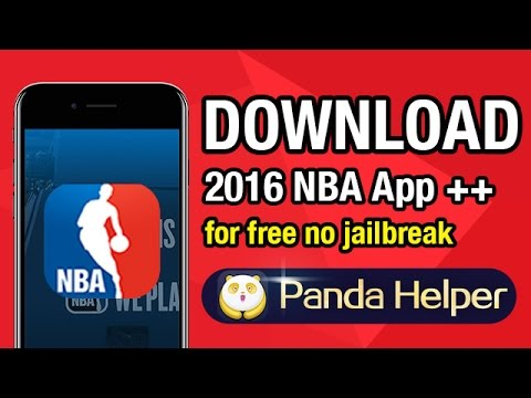 How to download hack 2016 nba app++ on iOS devices without jailbreak