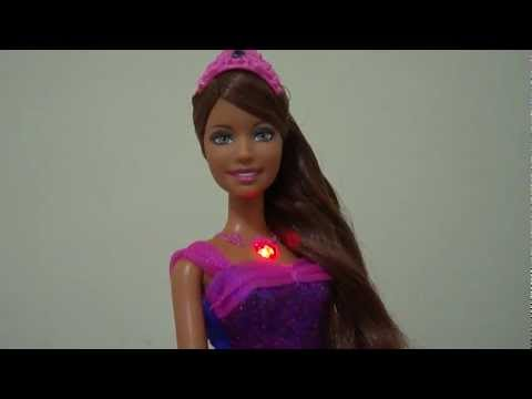 Barbie Alexa singing in portuguese - Barbie e o castelo de diamantes