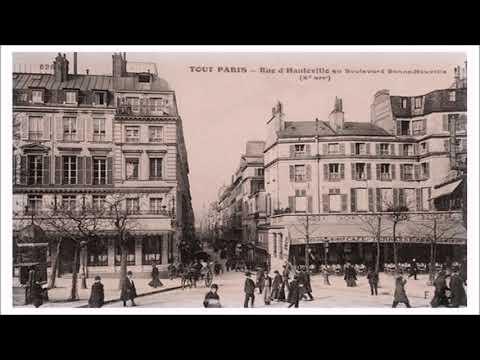 Dj Steaw - Rue d'Hauteville [Deep Mix]