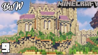 Let's Build a Castle #9 EPIC FEAST HALL : MINECRAFT 1.13.2 Survival Let's Play 165