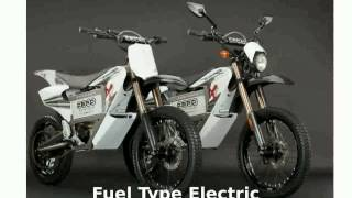2. 2011 Zero X Dirt - Engine & Specification