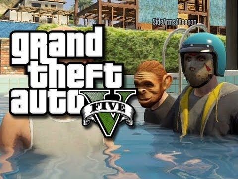 גי.טי.אי - GTA 5 Online Multiplayer Gameplay - Funny Moments and Glitches (GTA V Online Gameplay) Like the video if you enjoyed! Thanks! Jahova's Channel: http://www.yo...