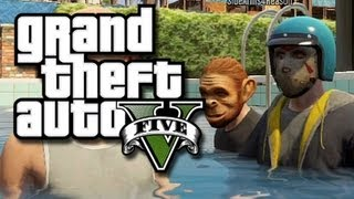 gta 5 online  GTA 5 Online Multiplayer Funny Gameplay Moments! #3 (GTA V Online Multiplayer Glitches
