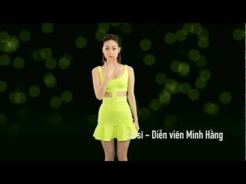 Ca sĩ/Diễn viên Minh Hằng – Điệu nhảy đón mừng Lễ hội Heineken 140 năm
