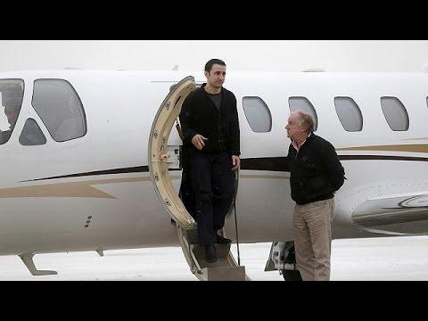 Επιστροφή στις ΗΠΑ για τον πρώην πεζοναύτη που κρατείτο στο Ιράν