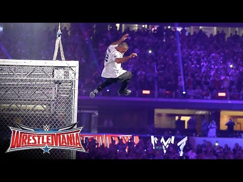 Shane McMahon vs. The Undertaker - Hell in a Cell Match: WrestleMania 32