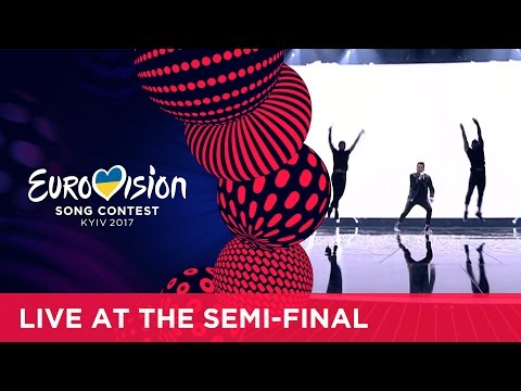 Eurovision Song Contest 2017 Semi-Final performance