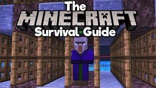 How To Set Up A Witch Farm! • The Minecraft Survival Guide (Tutorial Lets Play) [Part 179]