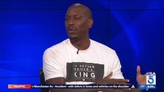 Nonton Tyrese Gibson Gets Inspired By the Kids On