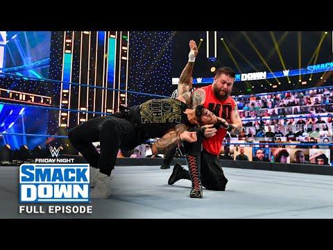 WWE SmackDown Full Episode, 06 November 2020