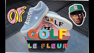 Converse One Star 'Golf le Fleur' Review | ON FEET | (Tyler the Creator)